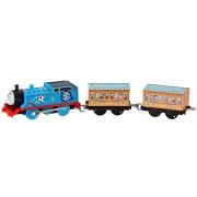 """Игрушка Томас и Друзья """"Поезд и футбольные фанаты"""" Fisher Price Red vs Blue Thomas"""